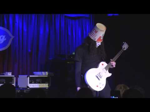 Buckethead 4K - Soothsayer - 5/7/16 - BB Kings, NYC