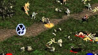 Diablo 2 Underworld КооП с Frost'ом часть 1