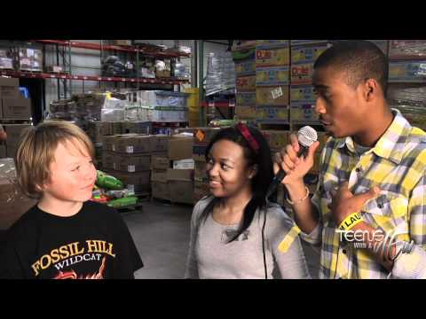 North Texas Food Bank - Teens With A View -HD
