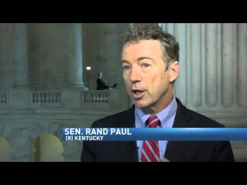 Kentucky Senator Rand Paul Suspends Presidential Campaign