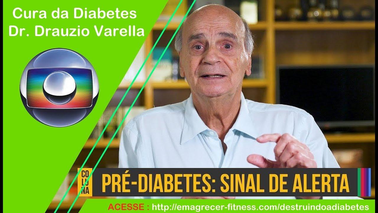 Dr. Drauzio Varella tratamiento de la diabetes
