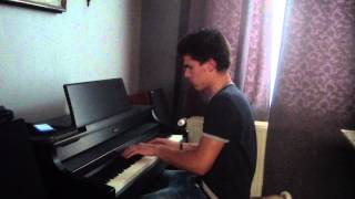 Download Armin Van Buren - Drowning (Avicii Remix) (Piano Cover) MP3 song and Music Video