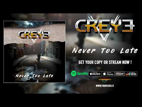 """Creye - """"Never Too Late"""" (Acoustic) [Official Audio] #Creye #NeverTooLate Mp3"""
