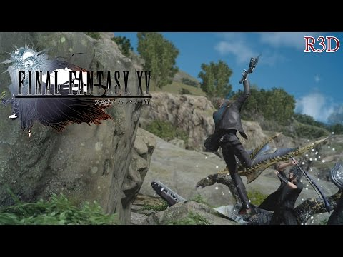 Final Fantasy XV - Malmalam Thicket Dungeon Guide [Full 1080p HD, 60 FPS]