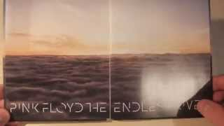 The Endless River (Deluxe Edition) - Pink Floyd - Unboxing