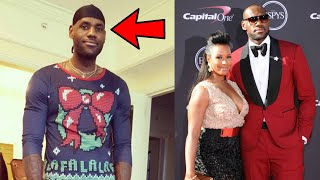 Top 10 Things You Didn't Know About LeBron James! (NBA)