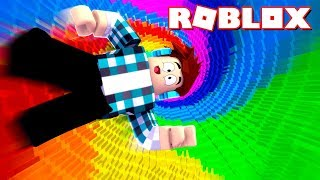 Roblox-I FELL in the HOLE FROM 100 million METERS!