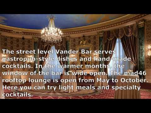 The Roosevelt Hotel New York Review