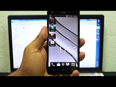 Root the HTC Butterfly (X920D & X920E) - Super User & Custom Recovery - Simple & Safe - Part 2/2