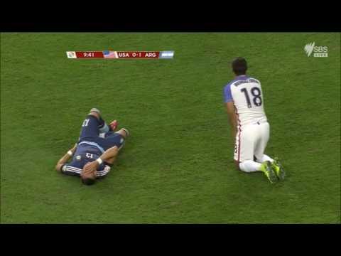 ARGENTINA 4....EEUU .0