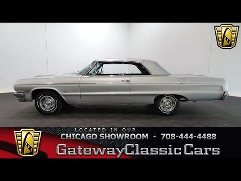 1964 Chevrolet Impala SS Gateway Classic Cars Chicago #1212
