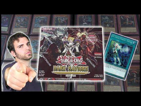 *NEW* YuGiOh Dark Saviors MASTER Box Opening & Review! OH BABY!!!
