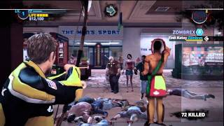 Dead Rising 2 (PS3) Gameplay First Hour Part 3/4