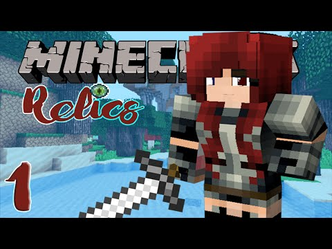 A new adventure! | Minecraft: Relics [S1:Ep.1] Survival Roleplay!