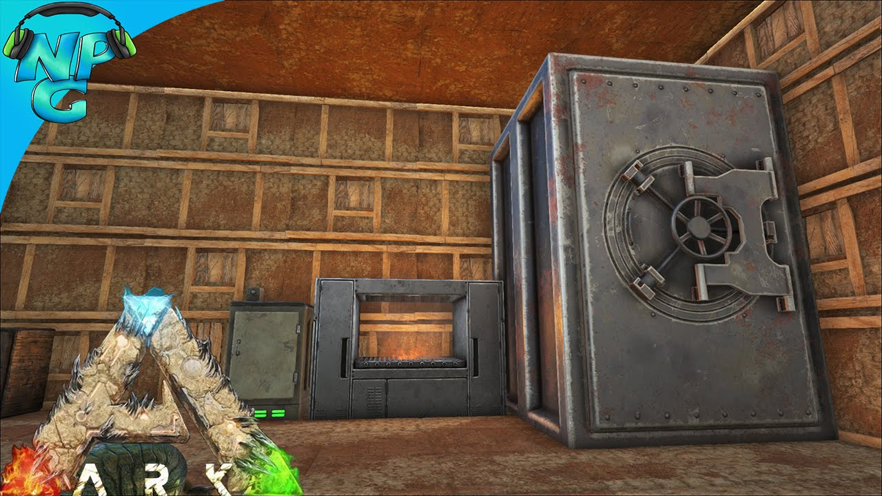 Interior Adobe Decorating Ark Survival Evolved Scorched Earth E18 Youtube