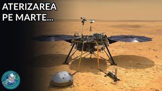 De ce pe Marte este cel mai greu de Aterizat