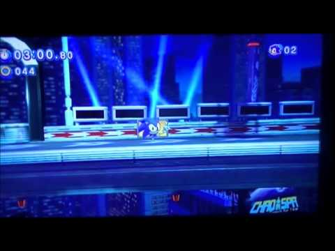 "sonic generations ""speed"" run"