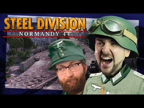 THE OLD BOYS | Steel Division: Normandy 44
