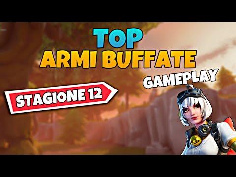 TOP 3 ARMI BUFFATE per Categoria nella Stagione 12! (Gameplay) | Fortnite - Salva il Mondo