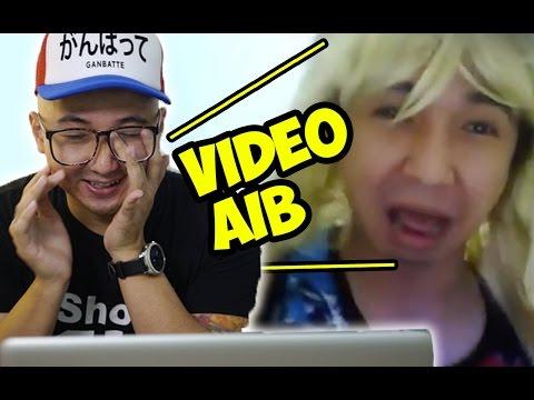 REACT VIDEO PERTAMA !! ~malu Banget~
