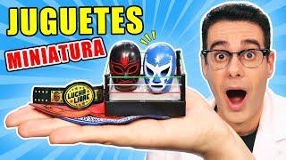 LOS 10 JUGUETES MÁS PEQUEÑOS DEL MUNDO | Curiosidades con Mike