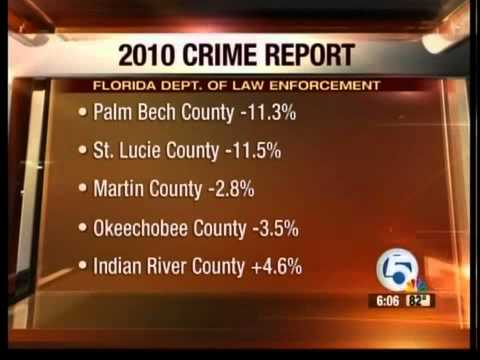 Florida crime report