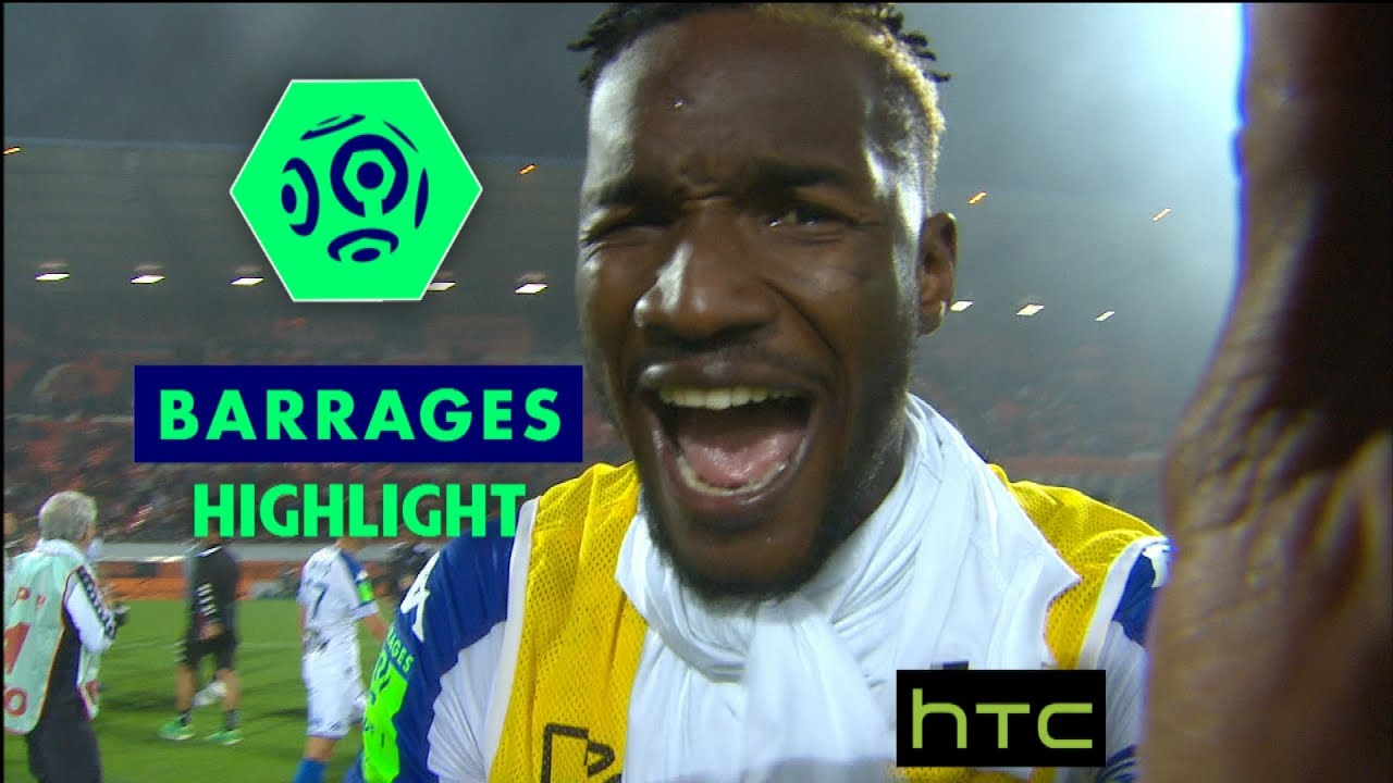 Fc lorient estac troyes 0 0 highlights fcl estac for Lorient troyes barrage