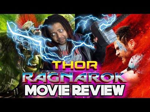 THOR RAGNAROK: OFFICIAL MOVIE REVIEW (MARVEL'S BEST COMEDY?! WOW... THE CHANGE OF TIMES.)(SPOILERS)