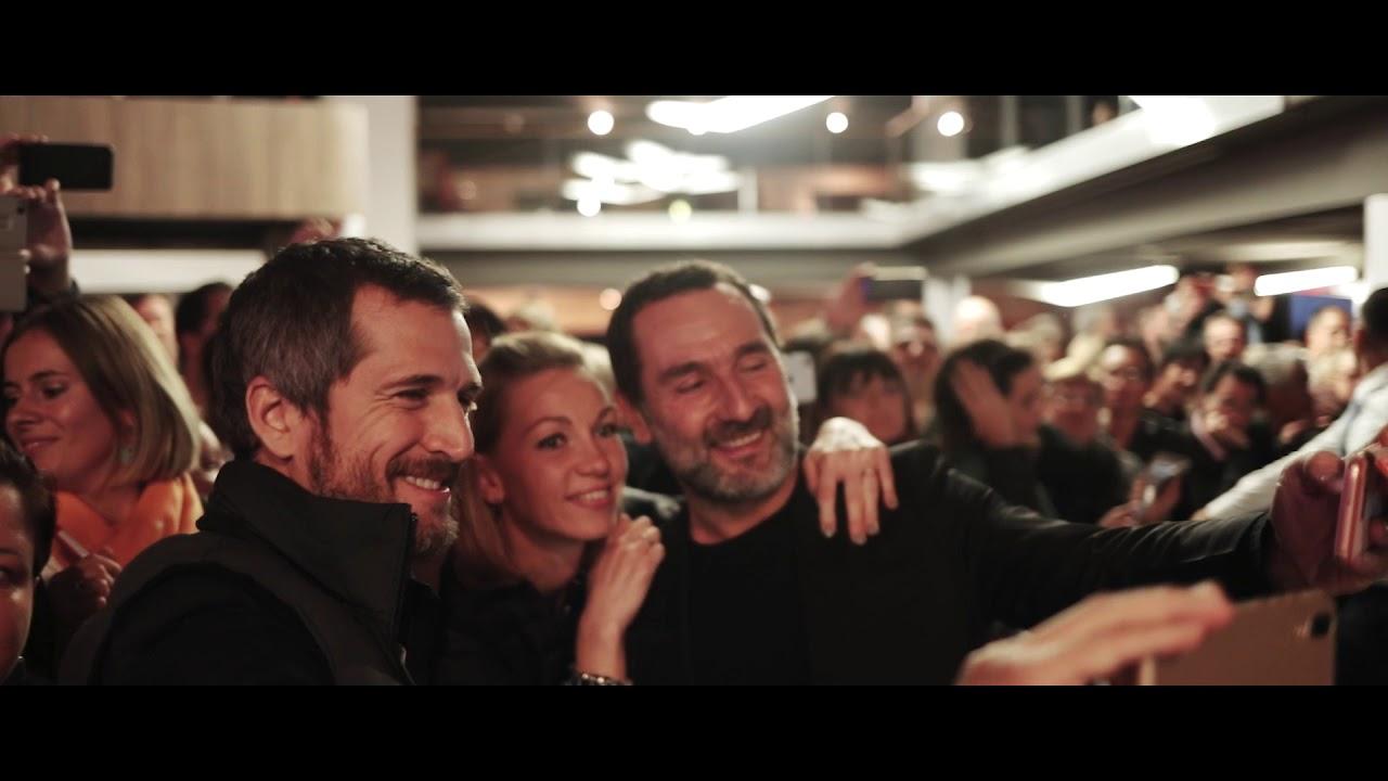 Le Grand Bain : l'équipe du film en avant première !
