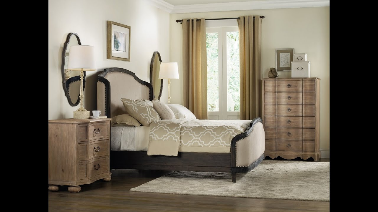 Corsica Bedroom 5280 5180 By Hooker Furniture Youtube