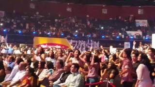 Antara Mitra singing Balam Pichkari live at NSCI 12th
