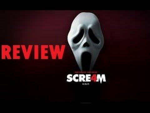 Scream 4 Review (The Scream Series Reviews)