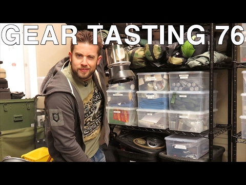 Arc'teryx Packs, Rain Jackets & Coffee in the Great Outdoors -  Gear Tasting 76