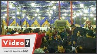 مؤيدو الخطيب بعد فوزه برئاسة الأهلى: