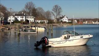A Quick Trip to Mystic, CT