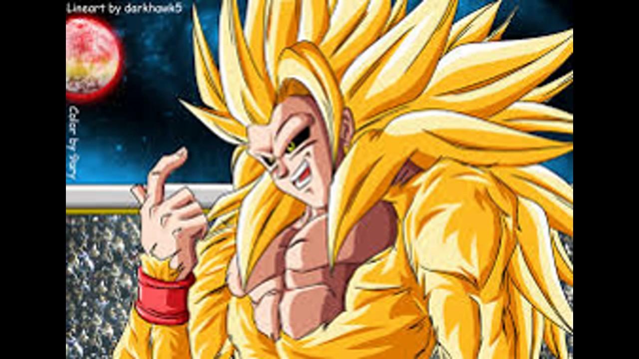 Ver Imagenes De Goku En Todas Sus Fases: Todas Las Fases De Goku 1 Al 100#2