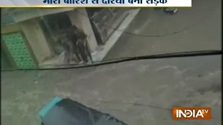 Rain Causes Havoc in Jodhpur: Vehicles Washed Away in Flood | India Tv