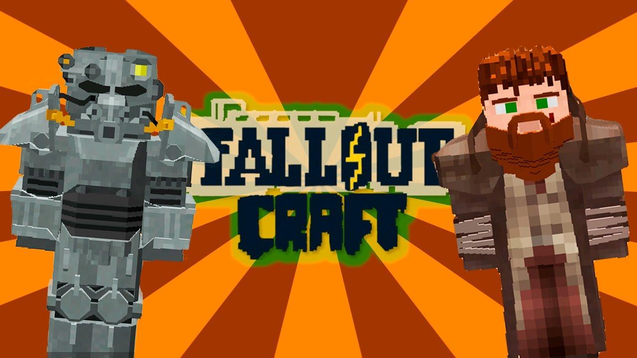 Fallout craft видео