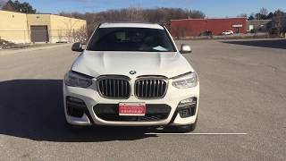 Modern Motoring - The 2018 BMW X3 M40i in review