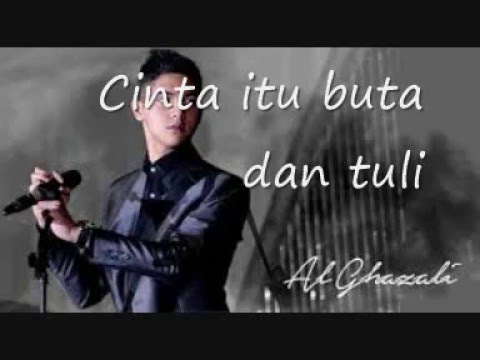 Al Ghazali - Lagu Galau (Lyric Video) | Ost. Anak Jalanan