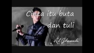 Video Al Ghazali - Lagu Galau (Lyric Video) | Ost. Anak Jalanan download MP3, 3GP, MP4, WEBM, AVI, FLV November 2017