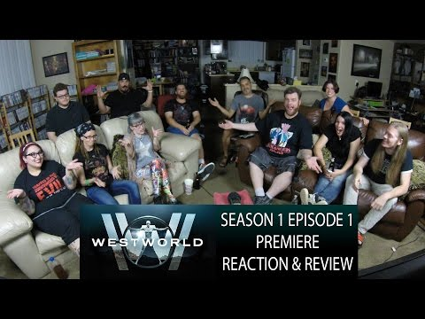 "HBO's ""Westworld"" Season 1 Episode 1 Premiere Reaction & Review - The Horror Show"