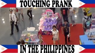 Touching People in The Phillipines Social Experiement thumbnail