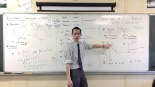 Domain & Range (2 of 2: Introductory Examples)