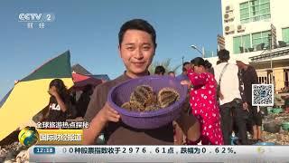 [国际财经报道]全球旅游热点探秘 马来西亚仙本那:现买现做 鲜到极致的平价海鲜| CCTV财经