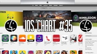 iOS Chart #35. Экзамены позади - Игры впереди!:)