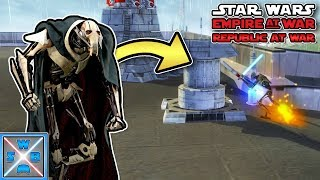 GRIEVOUS auf Mon Cala! - Lets Play Star Wars Empire at War - Republic at War Mod #6