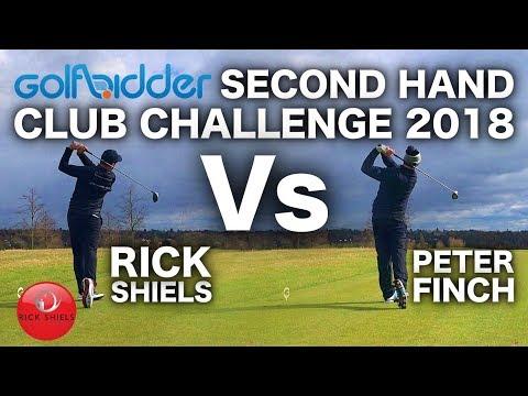 RICK Vs PETER - SECOND HAND CLUB CHALLENGE 2018 (PART 1)