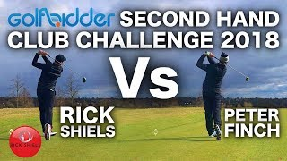 One of Rick Shiels Golf's most viewed videos: RICK Vs PETER - SECOND HAND CLUB CHALLENGE 2018 (PART 1)