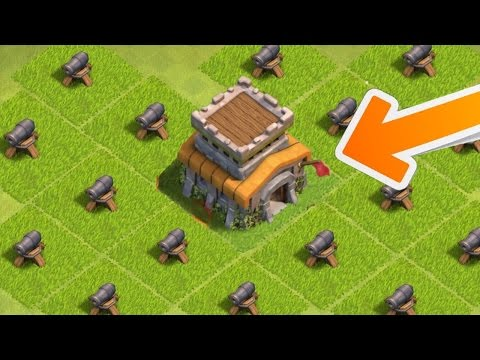 Clash Of Clans - WORST TH8 BASE IN HISTORY!